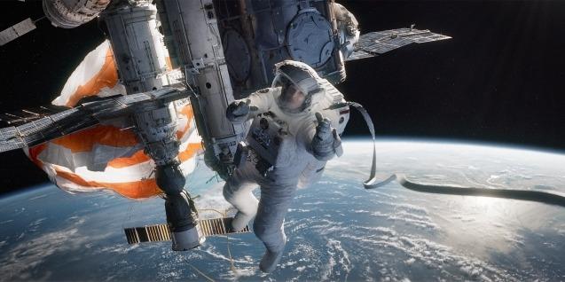 Gravity - Outside